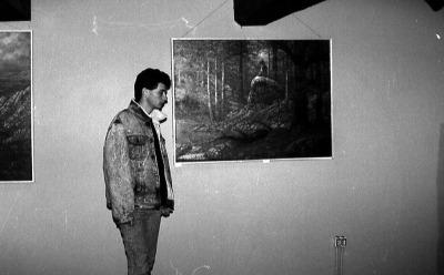 Exposición GECA en 1988