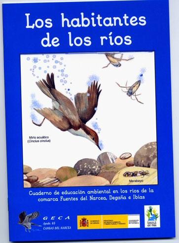 Cuadernillo didáctico sobre los ríos