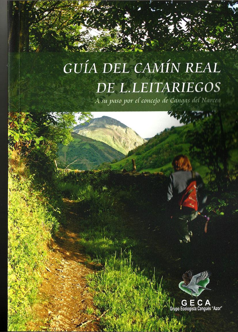 Portada de la Guía del Camino Real de Leitariegos