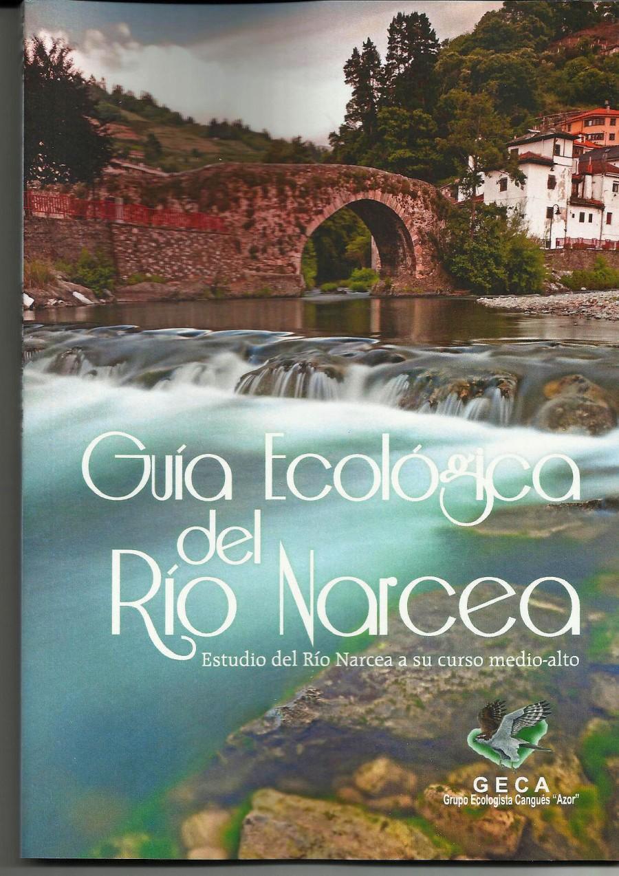 Portada de la Guía Ecológica del río Narcea