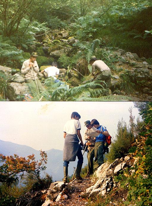 Al menos dos excursiones al año, de dos días cada una, para conocer Muniellos, era nuestra costumbre en la década de los 80.